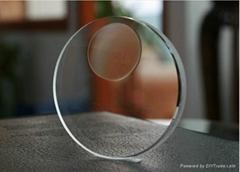 1.49 hard coated resin lens