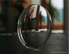 1.49 hard and multi-coated resin lens