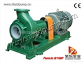 corrosion resistant chemical pump
