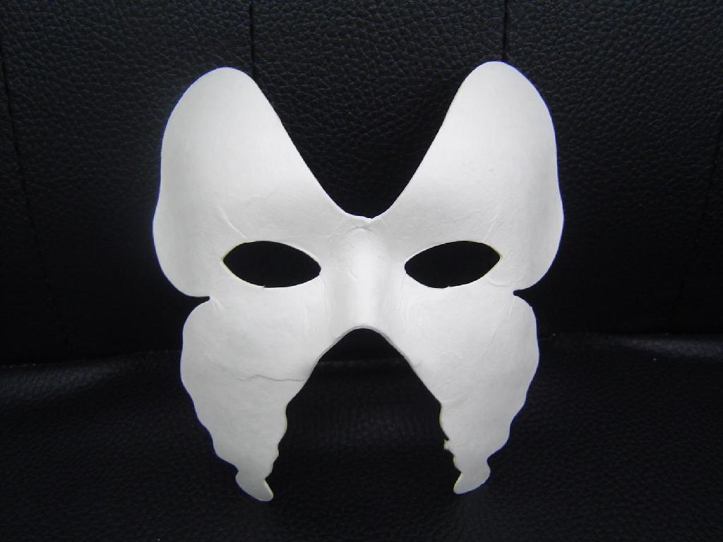 Pic of Luna moth Masquerade_mask__biodegradable