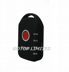 Personal GPS tracker with one big SOS button