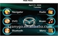 "7"" Chevrolet Spark Car DVD GPS 3G Function 3"