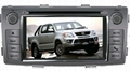 Car Dvd Player for Toyota Hilux 2012 with speaker box 1