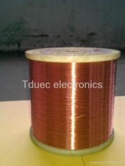 bare copper wire 0.05mm 0.1mm