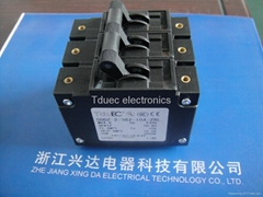 电磁液压断路器