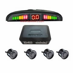 LED car park sensor