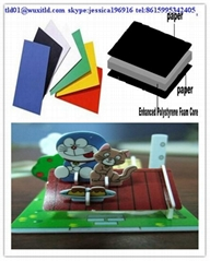 KT foam board, polystyrene foam board