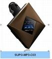 car MP3/4 VIDEO SUPO-MP3-C03