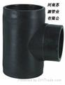 供應鋼絲網骨架聚乙烯復合管 2