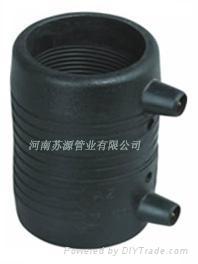 供應鋼絲網骨架聚乙烯復合管 3