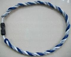 Triad Titanium Necklace