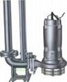 WQ Submersible Sewage Pump 2