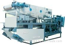 Type DHT Beit-style Sludge Water Extrator
