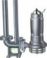 WQ Submersible Sewage Pump(With Coupled