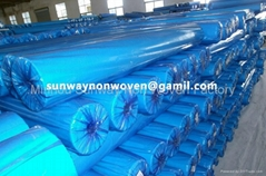 chemical bonded fusing nonwoven fabric