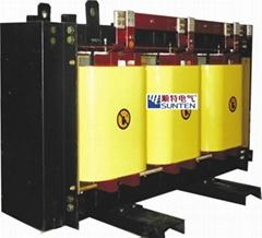 非晶合金铁心干式变压器