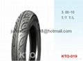 sell good quality 3.00-10 motorcycle tyres 2