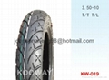 sell good quality 3.00-10 motorcycle tyres 5