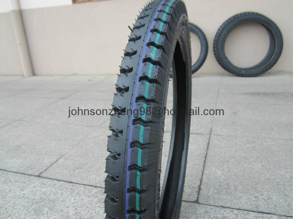 sell good quality 3.50-17,2.75-17 motorcycle tyres 1