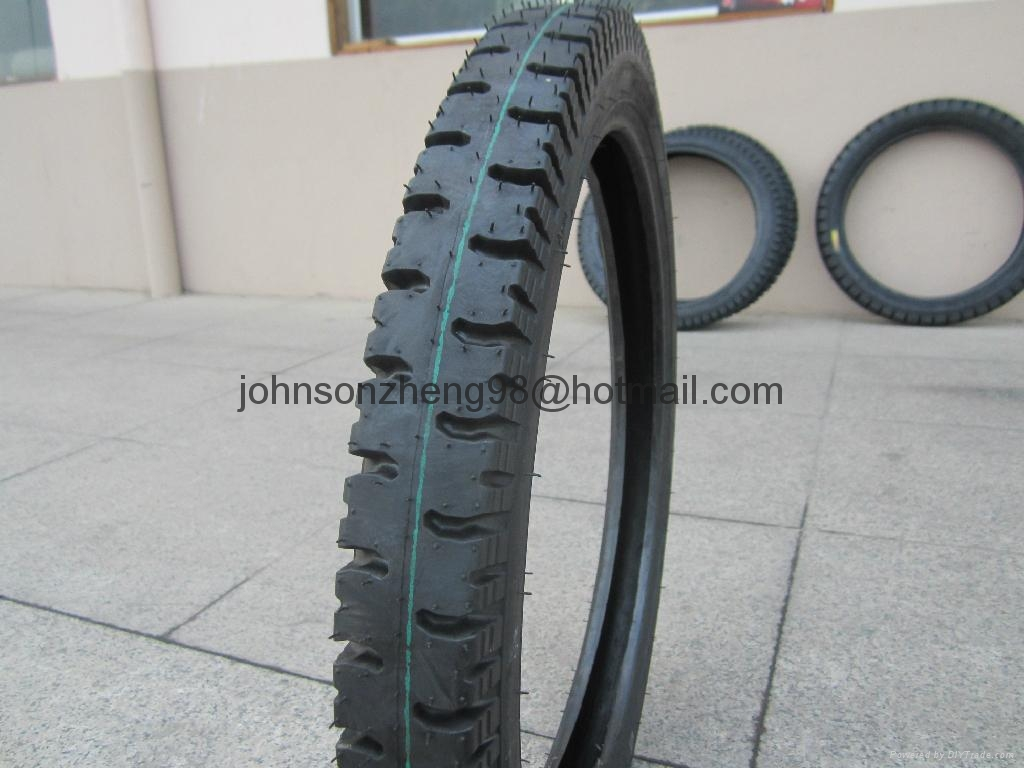 sell good quality 3.50-17,2.75-17 motorcycle tyres 2