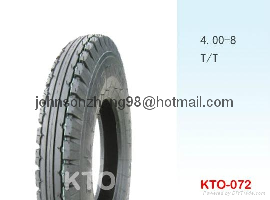sell good quality tricycle tyres 4.00-8, 4.00-12 1