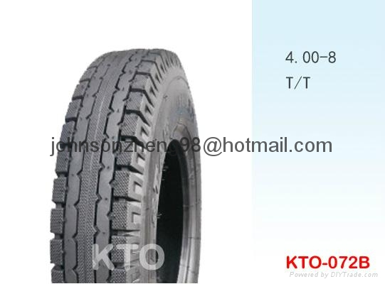 sell good quality tricycle tyres 4.00-8, 4.00-12 2
