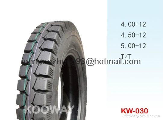 sell good quality tricycle tyres 4.00-8, 4.00-12 5