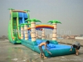 2012 hot sales inflatable dry slides 3