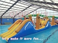 2012 hot sale giant pool amusement park