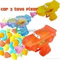 Pixar Cars2 bubble candy toy lastest item 2012 1