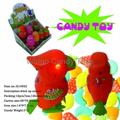 novetly toy candy wind up candy toy