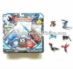 2012 new item Monsuno Spinning Game