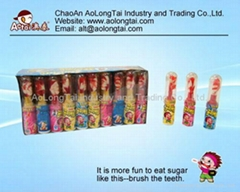 China toothbrush sugar-toothbrush sugar-ChinaAoLongTai