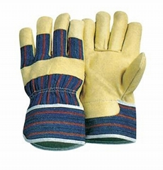 """10.5"""" Pig Skin Work Gloves"""