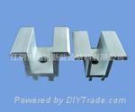 太阳能光伏支架配件(铝压块)
