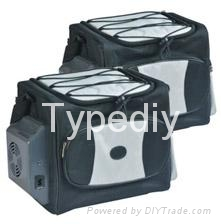 12V Travel Cooler - TD-12SB, Black