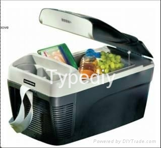Mini Portable Car Refrigerator  1