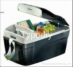 Mini Portable Car Refrigerator