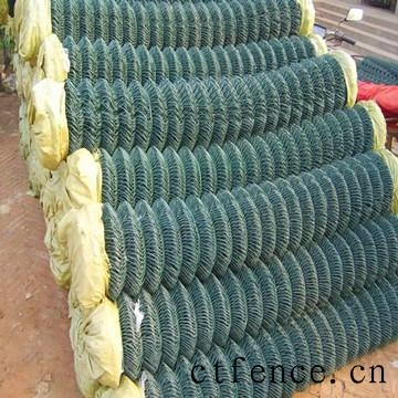 PVC chain link fence 3