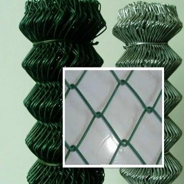PVC chain link fence 4