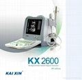 B mode ultrasound scanner KX2600 09