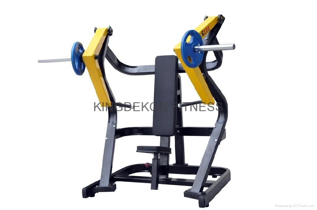Wide chest press gym machine kdk kingdekon china