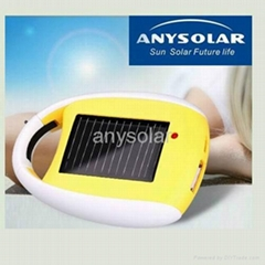 portable solar phone charger with high quality from China supplier