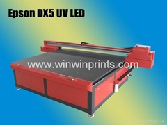 UV flatbed large format inkjet printer