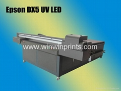 UV flatbed printer with Epson prinhead
