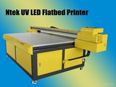 Ntek digital multifunctional uv flatbed printer