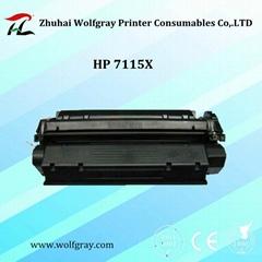 Compatible for HP C7115X toner cartridge
