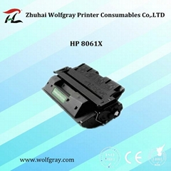 .Compatible for HP C8061X toner cartridge