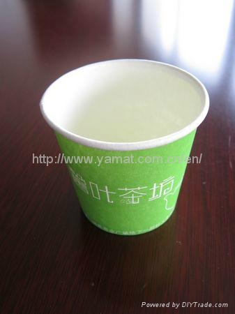 Disposable paper cups 1