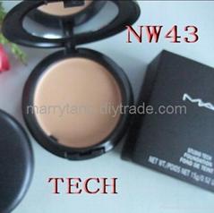 wholesale price MAC makeups Studio Tech Face Powder Foundation hotsale cosmetics